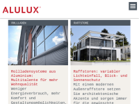 Alulux Beckhoff GmbH & Co. KG