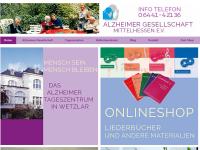 Alzheimer Gesellschaft Mittelhessen e. V.