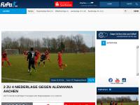 Amateurfussballer im Kreis Aachen