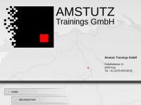 Amstutz Führung und Marketing - Martin Amstutz