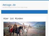 Amtage.de - das Minden Magazin