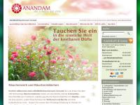 Anandam-Räucherwerk-Versand, Hamburg