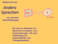 Virtuelle Selbsthilfegruppe Anders Sprechen