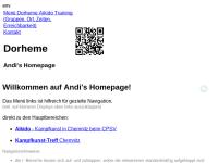 Aikido an der TU Chemnitz