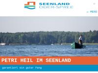 Angeln im Seenland Oder-Spree