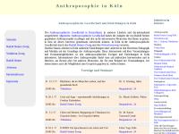 Anthroposophie in Köln