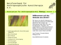 Berufsverband Anthroposophische Kunsttherapie