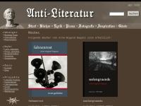 Anti-Literatur