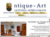 Antique-Art, Jürgen Overhoff