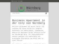 Apartment Nürnberg