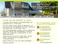 Apfelhof Ferienwohnungen