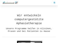 Aphasiaware - Computergestützte Aphasietherapie