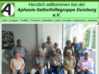 Aphasiegruppe Duisburg e.V.