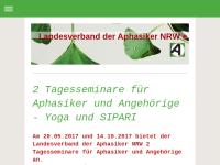 Landesverband der Aphasiker NRW e.V.