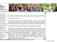 Bundesverband für die Rehabilitation der Aphasiker e.V.