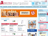 Apo-Buy , Apotheke im Alleecenter