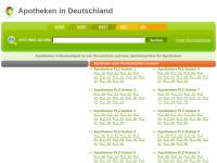 Apotheken Deutschland