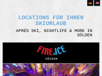 Sölden Apres Ski -
