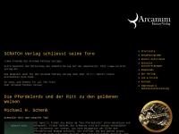 Offizielle Website des Arcanum Fantasy Verlages, Dortmund