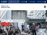 Fakultät für Architektur der Technischen Universität Dresden
