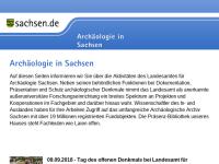 Dresden, Landesamt für Archäologie mit Landesmuseum für Vorgeschichte