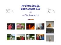 Werkstatt für experimentelle Archäologie