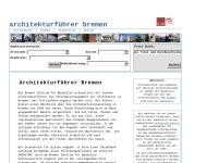 Architekturführer Bremen