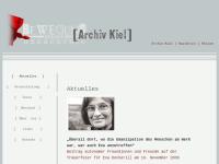 Archiv Kiel