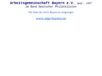 Arbeitsgemeinschaft Bayern e.V.