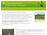 Arbeitsgemeinschaft Schwäbisches Donaumoos e.V.