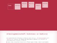 Arbeitsgemeinschaft Volkstanz in Südtirol
