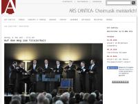 Doppelquartett Ars Cantica
