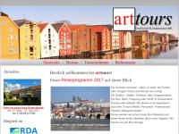 arttours - Gesellschaft für Studienreisen mbH