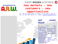A.R.W. Unternehmensberatung für Wissensmanagement