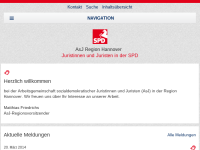 AsJ Region Hannover Juristinnen und Juristen in der SPD UB Hannover