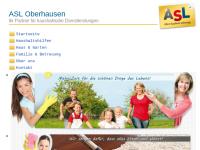 ASL Oberhausen Ruth Möllmathe