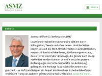 ASMZ - Allgemeine Schweizerische Militärzeitschrift