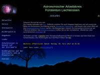 Astronomischer Arbeitskreis Fürstentum Liechtenstein