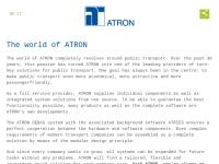 Atron electronic GmbH