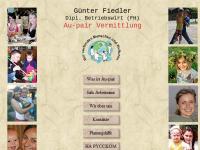 Günter Fiedler Au-pair-Vermittlung