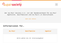 Au-pair Society e.V.