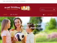 Au-pair Vermittlung Heike Hambloch