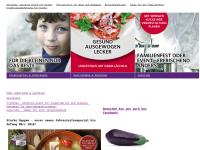 Aubergine & Zucchini