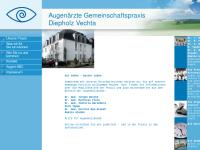 Augenärzte Gemeinschaftspraxis Diepholz Vechta