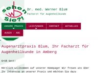 Blum, Dr. med. Werner