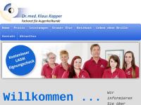 Augenarztpraxis Dr. med. Klaus Kapper