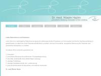 Dr. medic Wasim Hazim