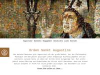 Orden Sankt Augustins