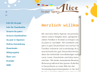 Au-pair Agentur Alice