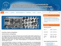 Autismusambulanz der Klinik für Kinder- und Jugendpsychiatrie und -psychotherapie